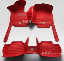 Custom car floor mats for Alfa Romeo Giulia Stelvio 2017-2020