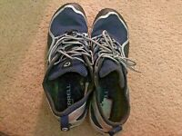 Merrell Barefoot Trail Glove Minimalist Running Shoes - Men's Size 11