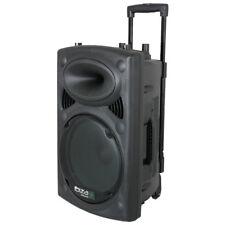 Ibiza Sound PORT8VHF-BT Portable PA System