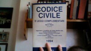 Codice Civile e leggi complementari - 1994