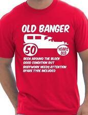 Lustige für Geburtstage 50. Herren-T-Shirts