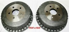 1965-1969 LINCOLN BRAKE DRUM REAR - NEW REPRODUCTION AS ORIGINAL EACH