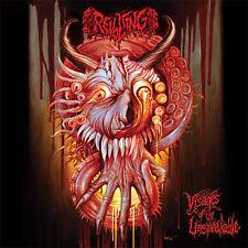 REVOLTING - Visages Of The Unspeakable - CD - DEATH METAL