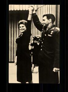 Valentina Tereschkowa Autogrammkarte ohne Unterschrift Weltraumfahrt # BC 187820