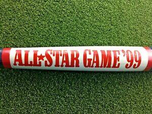 """1999 ALL-STAR GAME Red Sox Franklin Souvenir Baseball Tee-Ball Bat ~25"""" In Wrap"""
