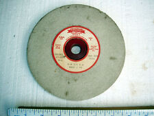 "Simonds Wa60 J V8 Grinding Wheel, 6""x1/2"", White Aluminum Oxide, for tools"