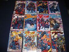 X-Treme X-Men Complete Run 1-46 & Annual & More (2001-2004)