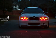 BMW E46 E38 E36 Umnitza Orion V2 MULTI COLOR RGB LED SHIFT Angel Eyes Halo Kit