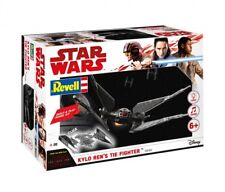 Star Wars VIII Revell Bausatz 06760 - Build & Play, Kylo Ren's TIE Fighter