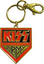 KISS ARMY - METAL KEYCHAIN - BRAND NEW - MUSIC LOGO 2801