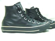 SHOES MAN WOMAN VINTAGE CONVERSE ALL STAR LEATHER size 4,5 - 37 (018)
