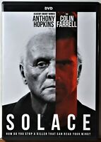 DVD Solace Anthony Hopkins Colin Farrell Serial Killer   Extra Movies Ship Free