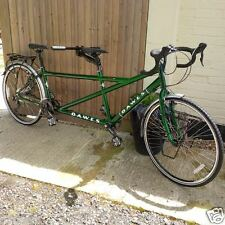 "Dawes Galaxy Twin 19"" Front & 16.5"" Rear Touring Tandem"