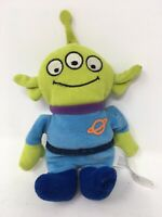 Vintage Disney Pixar Toy Story Alien Soft Toy Plush Beanie Collectable 90s 00s