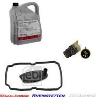 FEBI Ölwechsel Set Inspektions Kit für Automatikgetriebe 5Liter FEBI ÖL MERCEDES