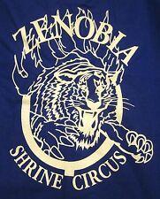 ZENOBIA SHRINERS tote bag Shrine Circus eco shopping Ancient Arabic Order tiger