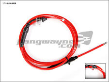 YAMAHA BWS ZUMA AXIS AEROX JOG 27V Riva YW50/100 - SINGLE Throttle Cable PE/PWK