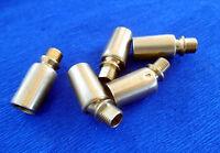 PETITE  ROTULE ORIENTABLE LAITON  MASSIF Lampe cocotte, luminaire, applique