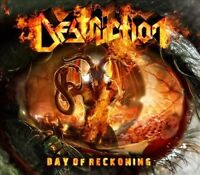 DESTRUCTION Day Of Reckoning CD BRAND NEW Slipcase Nuclear Blast