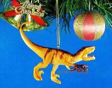 Decoration Ornament Xmas Tree Decor Jurassic Park Dinosaur Megalosaurus *K488