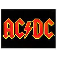 AC/DC - Classic Logo Postcard