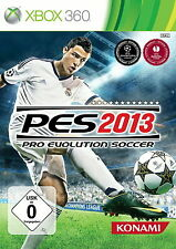 Pro Evolution Soccer 2013 (Microsoft Xbox 360, 2012, DVD-box) (h) 3521