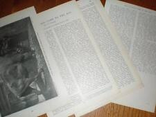 Article How Animals Come to the Zoo C J Cornish 1898