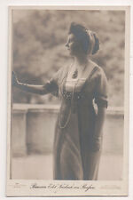 Vintage Postcard Princess Eitel Friedrich, Duchess Sophia Charlotte of Oldenburg
