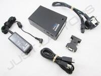 Lenovo THINKPAD 0A33975 03X6059 USB 3.0 Docking Station Replicatore Porte Inc AC
