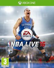 NBA LIVE 16 pour Xbox One (NEW & SEALED)