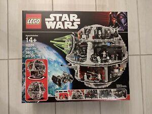 Lego Star Wars Death Star (10188) New, Factory Sealed, Retired, 100% Genuine