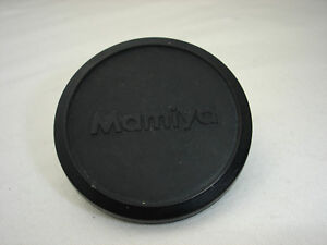 Genuine MAMIYA 51mm lens cap for lenses with 49mm size filter thread , Model 1