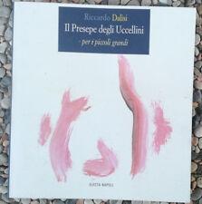 Riccardo Dalisi Il presepe degli uccellini per i piccoli grandi Electa illustrat