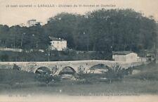 CPA - France - (30) Gard - Lasalle - Château de St-Bonnet et Castellas