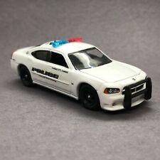 Greenlight Hot Pursuit Kansas City Kansas 2008 '08 Dodge Charger Police Car 1/64