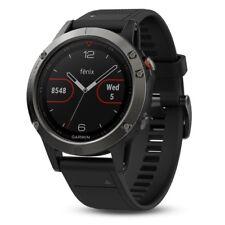 Orologio Garmin Fenix 5 Sapphire GPS con Cardio da polso Black 010-01688-11