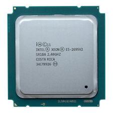 Intel Xeon Processor E5-2695 v2 QS CPU 2.4GHz 12-Core Max 3.2GHz SR1BA QF92 ES