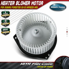 HVAC Blower Motor w/ Fan Cage for Subaru Forester Impreza WRX 72223SA030 700206