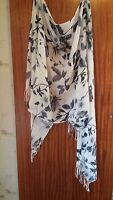 Ladies scarf by unknow, new no tag