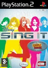 Disney Sing It (Sony PlayStation 2, 2008) - European Version