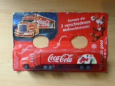 Model Truck Beer Truck US Truck Mack Coca Cola Christmas Mk 3