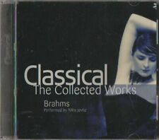 C.D.MUSIC I387     CLASSICAL   THE COLLECTED WORKS  BRAHMS