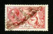 Great Britain Stamps # 180 VF Used Scott Value $125.00
