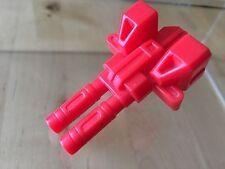 Transformers G1 Parts 1990 MEGATRON turret weapon neutro-fusion action master