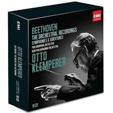 Otto Klemperer - Beethoven Symphonies Overtures (NEW 10 x CD BOX SET)