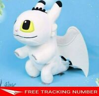 "8"" NIGHT LIGHT BOY How to Train Your Dragon 3 DreamWorks Movie Plush Toys Doll"