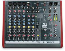 Allen & Heath Zed-10fx Mixer USB Recording Interface 3 Times
