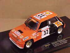 IXO RAC124 1/43 Renault 5 Turbo 1986 / 30th Tour de Corse, Europcar - Shell #32