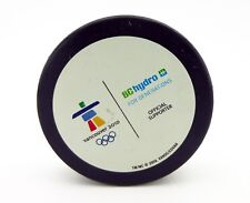 """Vancouver 2010 """"BC hydro for Generation"""" Official Supporter Puck"""