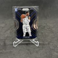 2020-21 Panini Prizm Basketball Tyler Bey Base Rookie #251 Dallas Mavericks RC